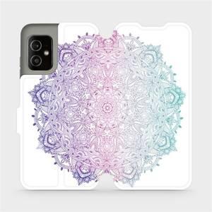 Flip pouzdro Mobiwear na mobil Asus Zenfone 8 - M008S Mandala