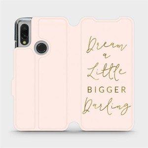Flipové pouzdro Mobiwear na mobil Xiaomi Redmi 7 - M014S Dream a little