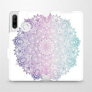 Flipové pouzdro Mobiwear na mobil Huawei P30 Lite - M008S Mandala