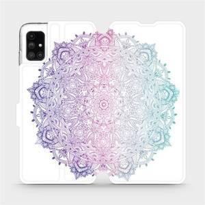 Flipové pouzdro Mobiwear na mobil Samsung Galaxy M51 - M008S Mandala