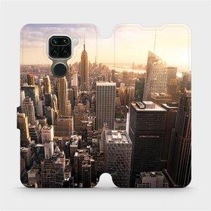 Flipové pouzdro Mobiwear na mobil Xiaomi Redmi Note 9 - M138P New York