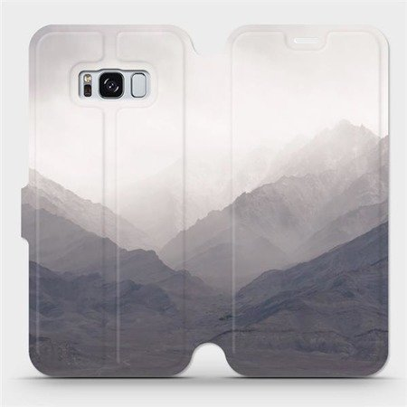 Flipové pouzdro Mobiwear na mobil Samsung Galaxy S8 - M151P Hory
