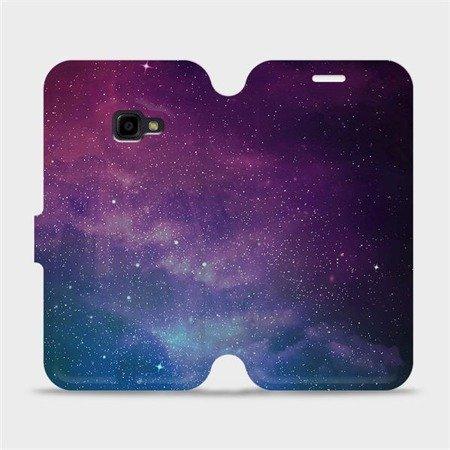 Flipové pouzdro Mobiwear na mobil Samsung Xcover 4 - V147P Mlhovina