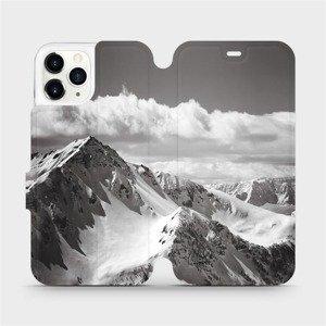 Flipové pouzdro Mobiwear na mobil Apple iPhone 11 Pro - M152P Velehory