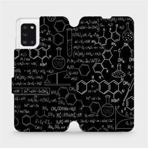 Flipové pouzdro Mobiwear na mobil Samsung Galaxy A31 - V060P Vzorečky