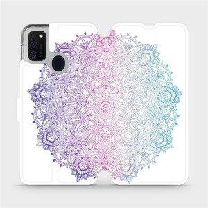 Flipové pouzdro Mobiwear na mobil Samsung Galaxy M21 - M008S Mandala