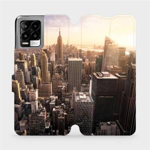 Flip pouzdro Mobiwear na mobil Realme 8 - M138P New York