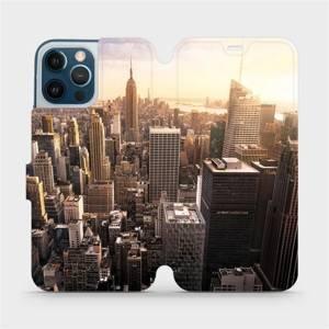 Flipové pouzdro Mobiwear na mobil Apple iPhone 12 Pro Max - M138P New York