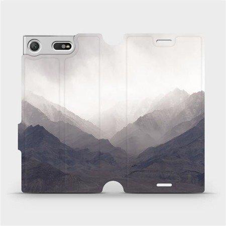 Flipové pouzdro Mobiwear na mobil Sony Xperia XZ1 Compact - M151P Hory