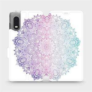 Flipové pouzdro Mobiwear na mobil Samsung Xcover PRO - M008S Mandala