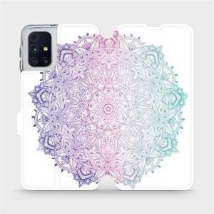 Flipové pouzdro Mobiwear na mobil Samsung Galaxy M31s - M008S Mandala
