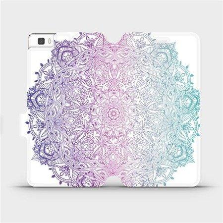 Flipové pouzdro Mobiwear na mobil Huawei P8 Lite - M008S Mandala