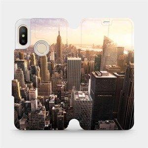 Flipové pouzdro Mobiwear na mobil Xiaomi Mi A2 Lite - M138P New York