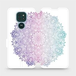 Flipové pouzdro Mobiwear na mobil Motorola Moto G9 Play - M008S Mandala