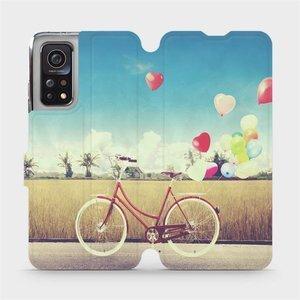 Flipové pouzdro Mobiwear na mobil Xiaomi MI 10T Pro - M133P Kolo a balónky