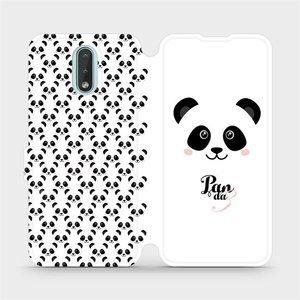 Flipové pouzdro Mobiwear na mobil Nokia 2.3 - M030P Panda Amálka