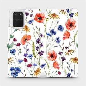 Flip pouzdro Mobiwear na mobil Samsung Galaxy S10 Lite - MP04S Luční kvítí