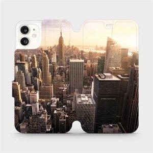 Flipové pouzdro Mobiwear na mobil Apple iPhone 11 - M138P New York