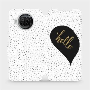 Flipové pouzdro Mobiwear na mobil Xiaomi MI 10T Lite - M013P Golden hello