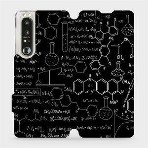 Flip pouzdro Mobiwear na mobil Sony Xperia 1 III - V060P Vzorečky