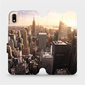 Flipové pouzdro Mobiwear na mobil Huawei Y5 2019 - M138P New York