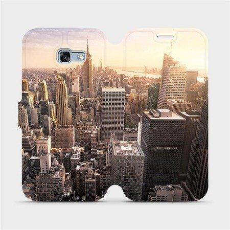 Flipové pouzdro Mobiwear na mobil Samsung Galaxy A3 2017 - M138P New York