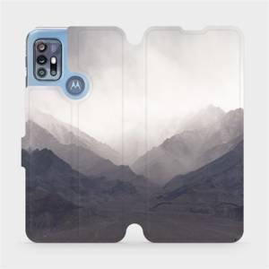Flipové pouzdro Mobiwear na mobil Motorola Moto G20 - M151P Hory