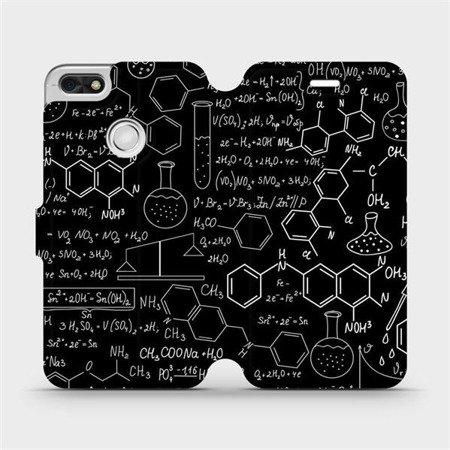 Flipové pouzdro Mobiwear na mobil Huawei P9 Lite mini - V060P Vzorečky