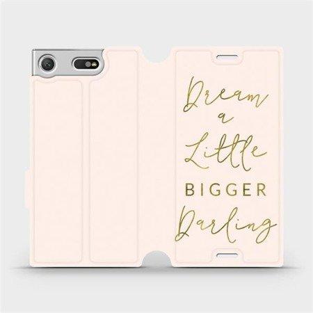 Flipové pouzdro Mobiwear na mobil Sony Xperia XZ1 Compact - M014S Dream a little