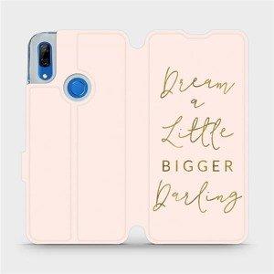 Flipové pouzdro Mobiwear na mobil Huawei P Smart Z - M014S Dream a little