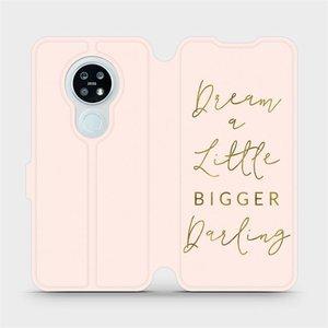 Flipové pouzdro Mobiwear na mobil Nokia 6.2 - M014S Dream a little