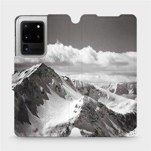 Flipové pouzdro Mobiwear na mobil Samsung Galaxy S20 Ultra - M152P Velehory
