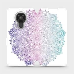 Flipové pouzdro Mobiwear na mobil Nokia 5.3 - M008S Mandala