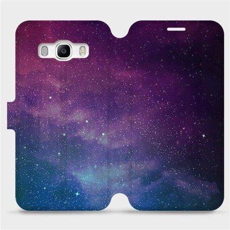 Flipové pouzdro Mobiwear na mobil Samsung Galaxy J5 2016 - V147P Mlhovina