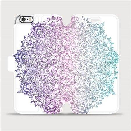 Flipové pouzdro Mobiwear na mobil Apple iPhone 6 / iPhone 6s - M008S Mandala
