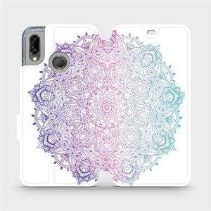 Flipové pouzdro Mobiwear na mobil Huawei P20 Lite - M008S Mandala