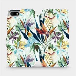 Flipové pouzdro Mobiwear na mobil Honor 7S - M071P Flóra