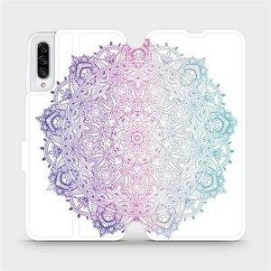 Flipové pouzdro Mobiwear na mobil Samsung Galaxy A30s - M008S Mandala