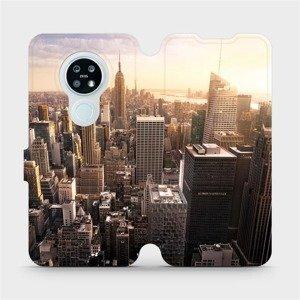 Flipové pouzdro Mobiwear na mobil Nokia 6.2 - M138P New York
