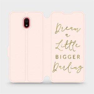 Flipové pouzdro Mobiwear na mobil Xiaomi Redmi 8a - M014S Dream a little
