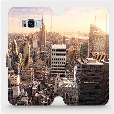 Flipové pouzdro Mobiwear na mobil Samsung Galaxy S8 - M138P New York