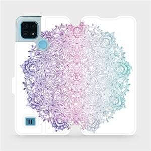 Flip pouzdro Mobiwear na mobil Realme C21 - M008S Mandala
