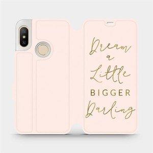 Flipové pouzdro Mobiwear na mobil Xiaomi Mi A2 Lite - M014S Dream a little