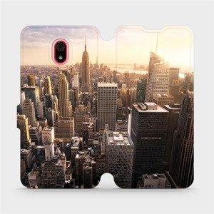 Flipové pouzdro Mobiwear na mobil Xiaomi Redmi 8a - M138P New York