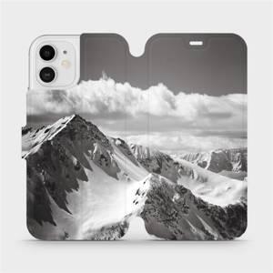 Flipové pouzdro Mobiwear na mobil Apple iPhone 12 - M152P Velehory