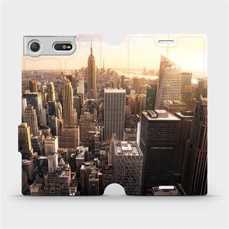 Flipové pouzdro Mobiwear na mobil Sony Xperia XZ1 Compact - M138P New York