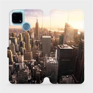 Flip pouzdro Mobiwear na mobil Realme 7i - M138P New York