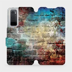 Flipové pouzdro Mobiwear na mobil Vivo Y70 - V061P Zeď