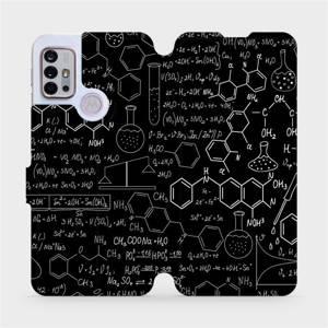 Flipové pouzdro Mobiwear na mobil Motorola Moto G10 - V060P Vzorečky