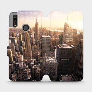Flipové pouzdro Mobiwear na mobil Huawei P Smart 2019 - M138P New York